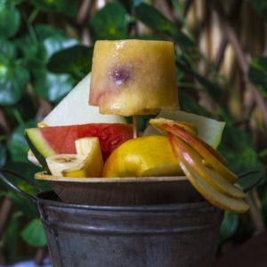 Helados De Frutas Tropicales