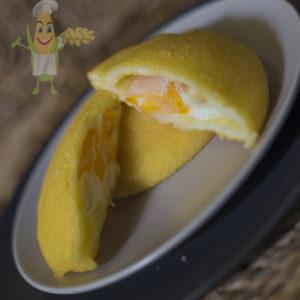 Arepas Rellenas de Huevo
