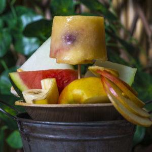 Helado de Salpicón de Frutas