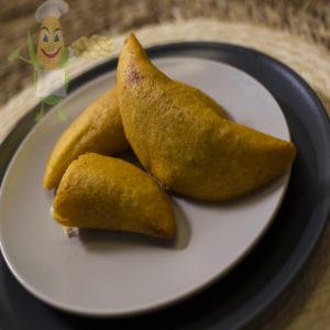 Mini Empanada de Queso